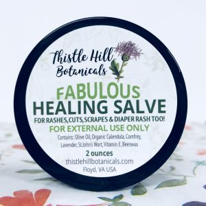 Thistle Hill Botanicals Fabulous Healing Salve