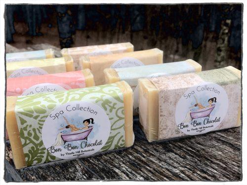 Juicy Citrus Goats Milk Soap