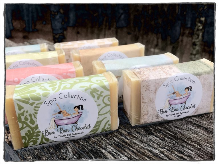 Juicy Citrus Goats Milk Soap