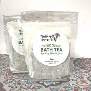 Bath Tea Thistle Hill Botanicals