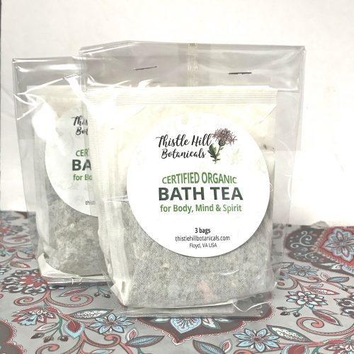 Bath Tea Thistle Hill Botanicals