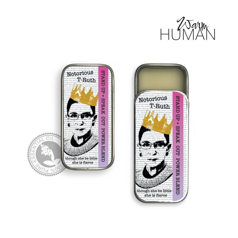 Notorious T-Ruth RBG Solid Perfume