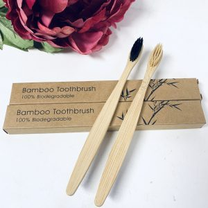 Bamboo 100% Biodegradable Soft Toothbrush