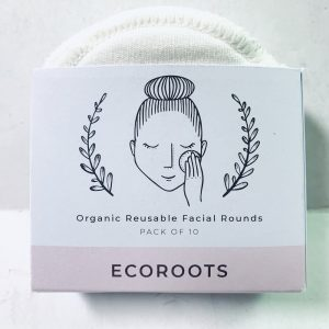 Zero Waste-Organic Facial Cleansing Pads
