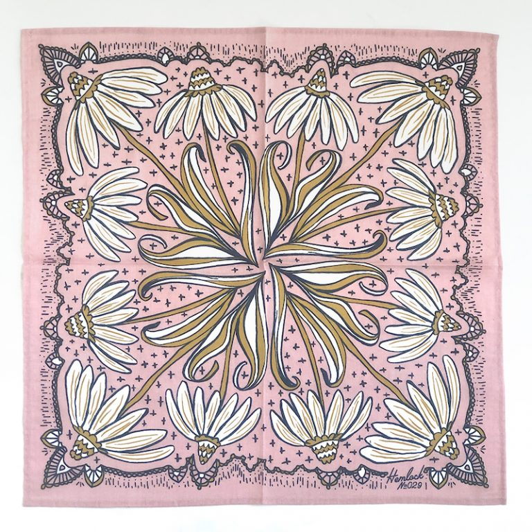 Wearable art Bandana! USA