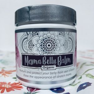 Organic Belly Balm for Mamas 4 Ounce - Made in USA
