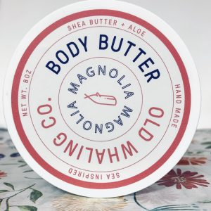 Shea Body Butter - Magnolia 8 oz.