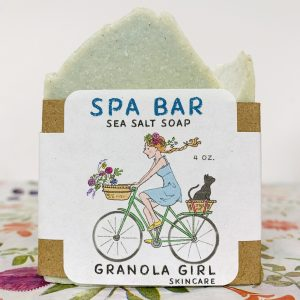 Spar Bar Soap Natural- Cleanse & Detoxify