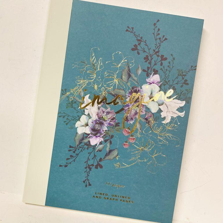Notebook Journal Clothbound