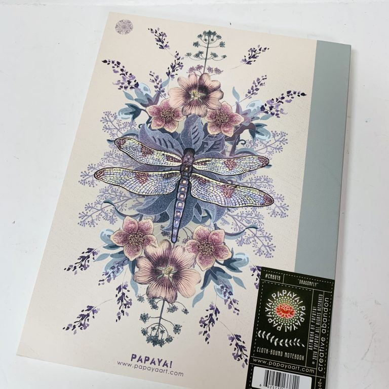 Dragonfly clothbound Journal Special Purchase