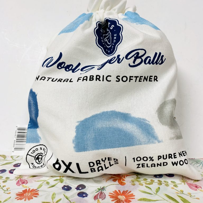6pack Wool Dryer Balls