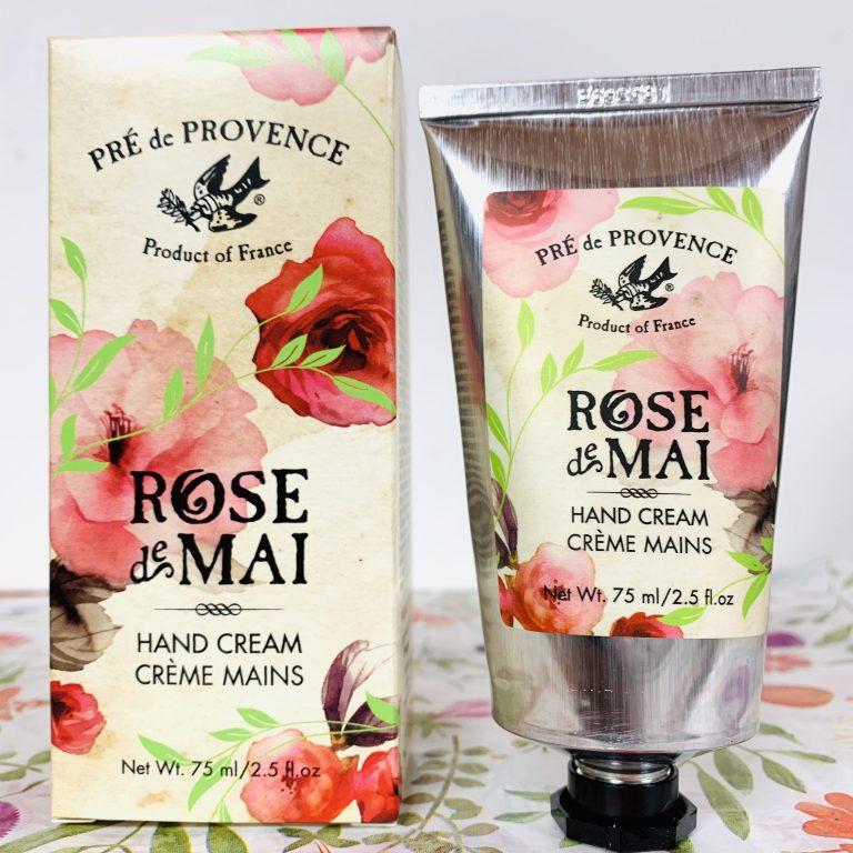Rose Shea Butter Hand Cream