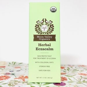 Organic Herbal Eczema Treatment